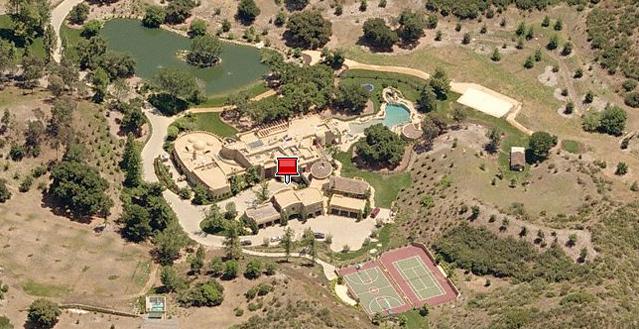 Celebrity Corner Will Smith's Malibu Mansion