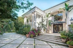 Bijan Mansion for Sale in Beverly Hills