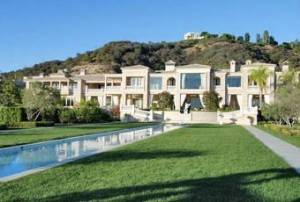 Real Estate Mogul Jeff Greene Lists Beverly Hills Mansion