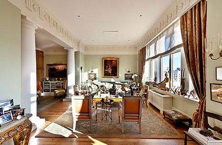 Katie Holmes has rented this apartment in Chelsea, Manhattan