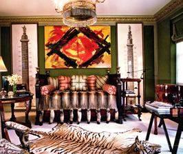 Chilean Designer Molyneux Lists New York Home