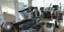 The gym on Galaxy