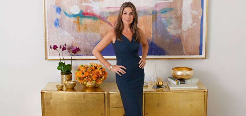 Aerin Lauder, Granddaughter Of Estée Lauder (who Founded The Eponymous  Luxury Skincare And Makeup Line) Has Ventured Into The World Of Home Decor.