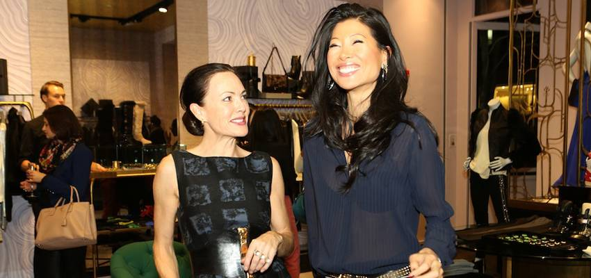 Bravo S New Show Million Dollar Decorator Featured An Episode Last Night That Focused On Interior Designer Mary Mcdonald And Fashion Monika Chiang