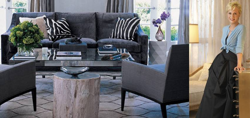 Nice One Of The Most Respected Names In The Interior Design World Is Teaming Up  With J Nelson To Celebrate Their 12th Anniversary. Nancy Corzine, Whose  Luxurious ...