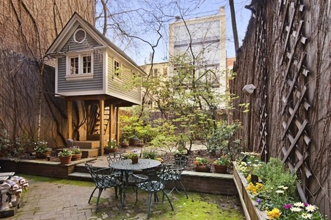 Rare Wooden Home With A Treehouse Listed for $10.5 Million