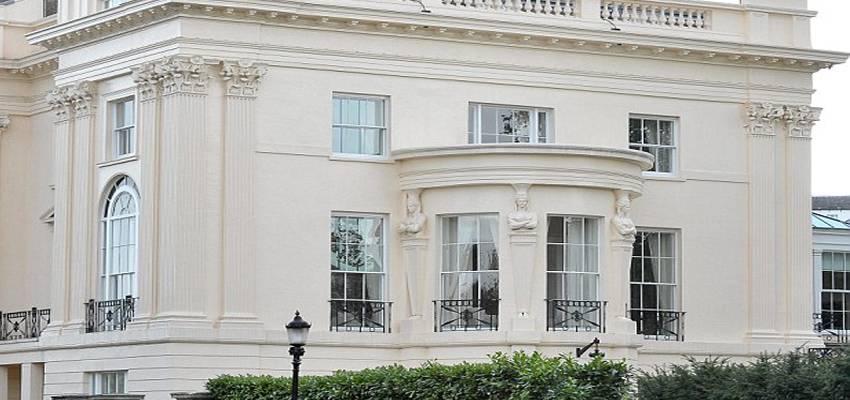 luxury estate cornwall terrace