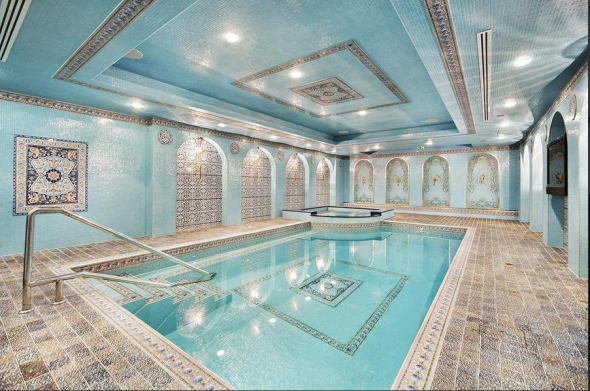 Alexander Rovt Lists Nyc Townhouse With Indoor Pool
