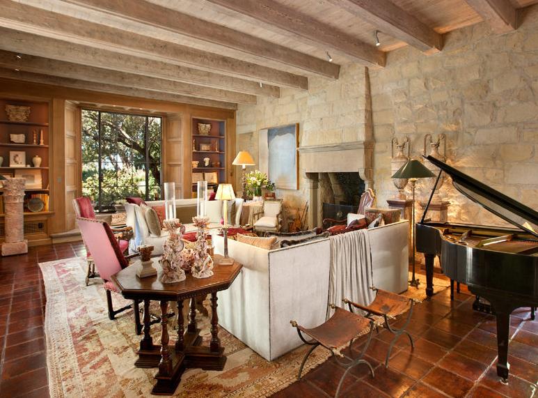 Ellen Degeneres Buys 26m John Saladino Villa
