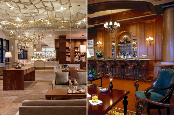 Ritz Carlton Sarasota Interior Design From Traditional To