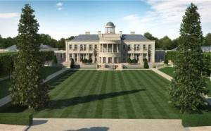 Forder's Friday Mansion