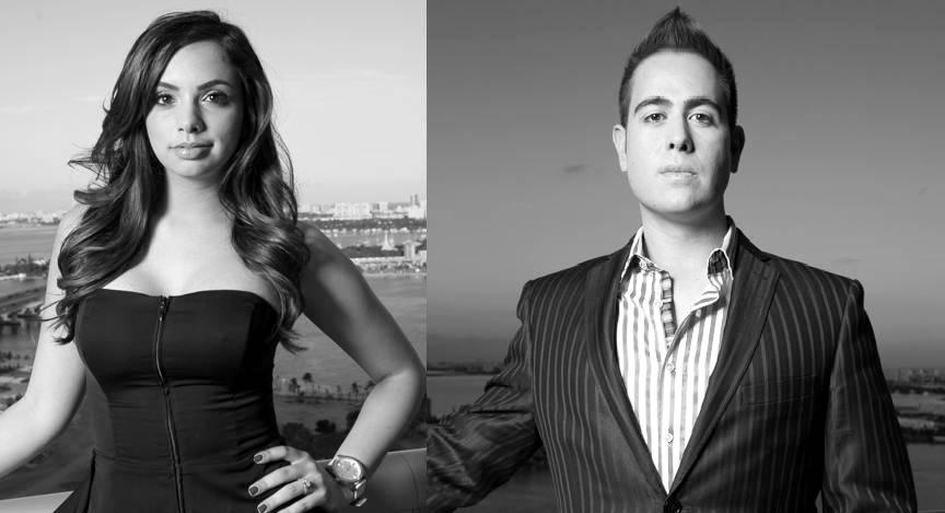 Sismai Roman and Miguel Bolanos, owners of Epicoutu Design