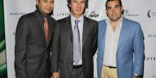Kamal Hotchandani, Ugo Colombo and Seth Semilof