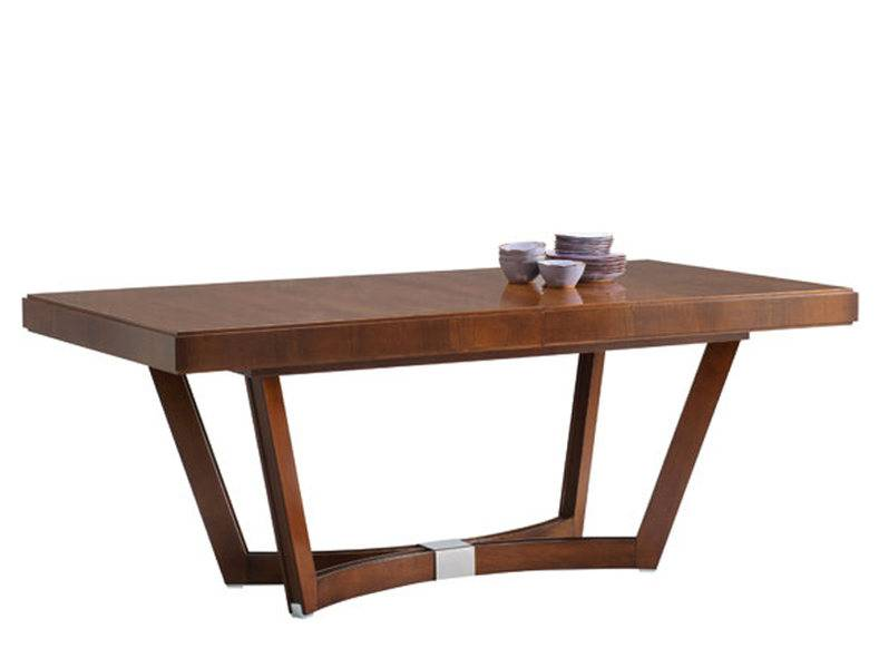 Table Haute Rallonge Maison Design Homediancom