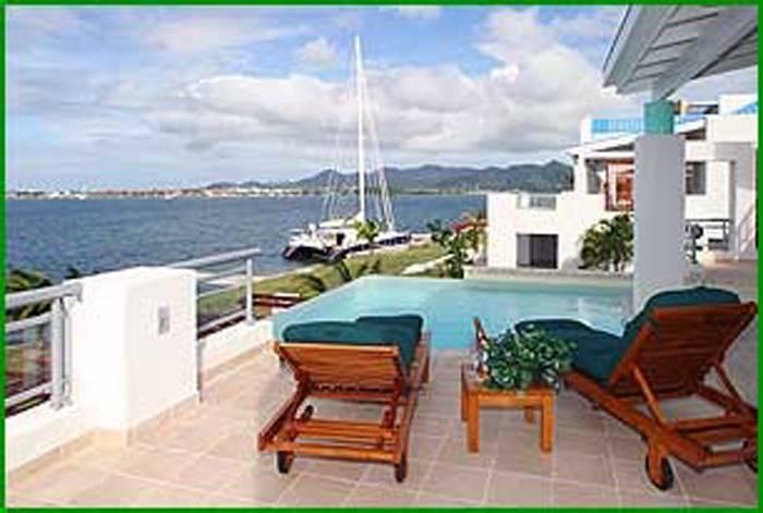 Aqua Marina Lagoon front Villa-1