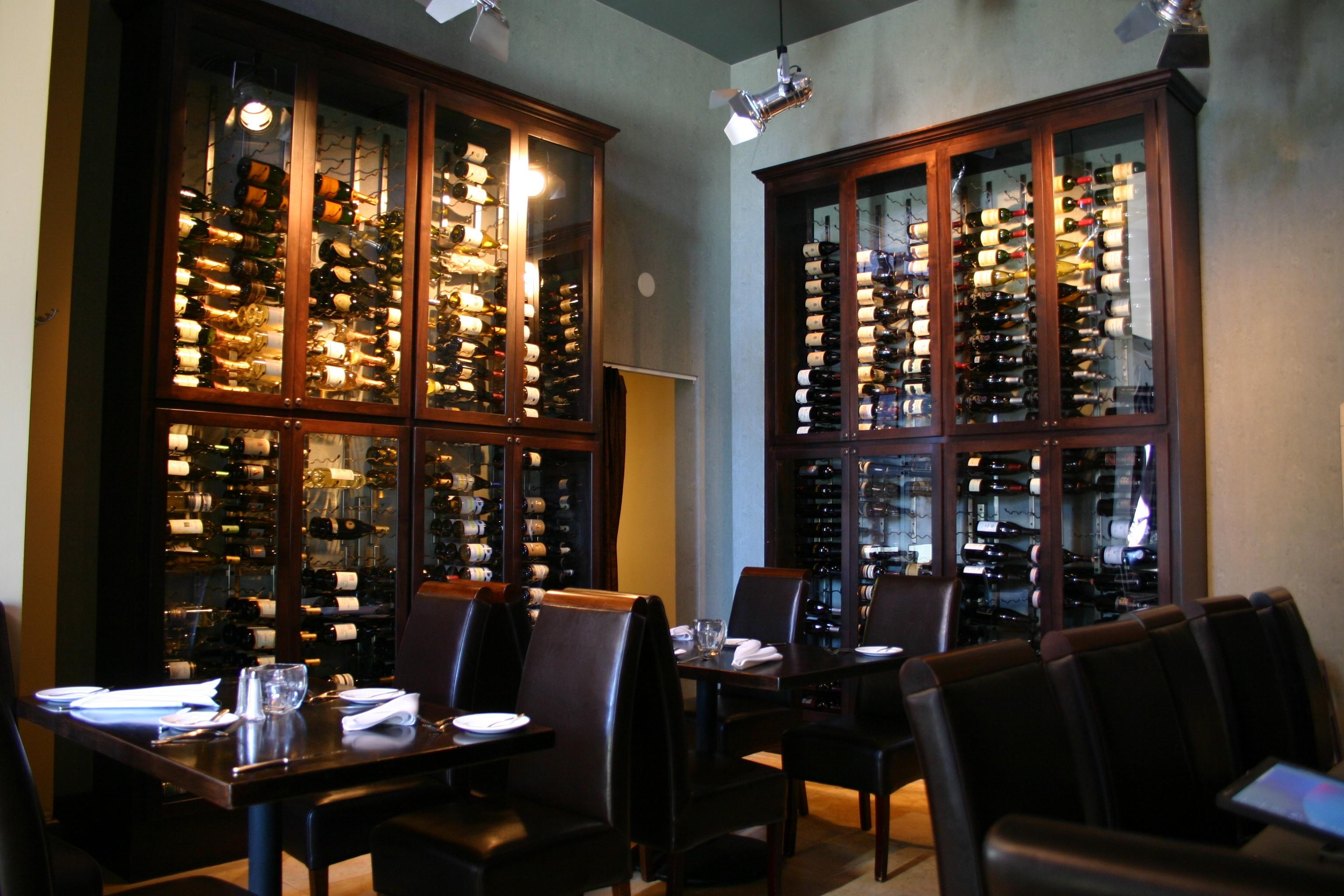 Wine cellars growing as luxury design trend for Luxury home wine cellars