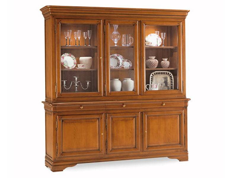 selva china cabinets are a timeless statement. Black Bedroom Furniture Sets. Home Design Ideas