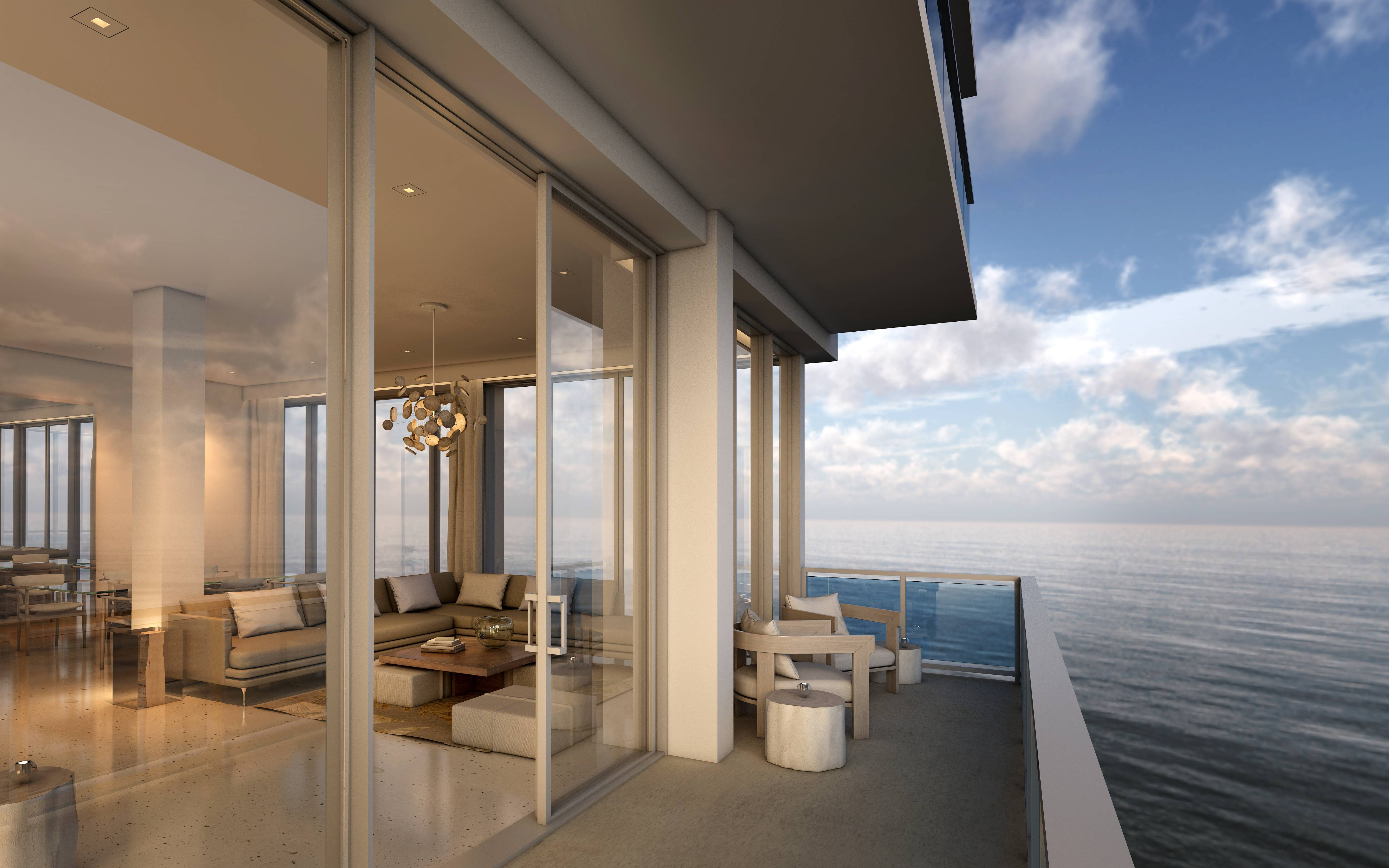 1 Hotel & Homes South Beach Residential Penthouse