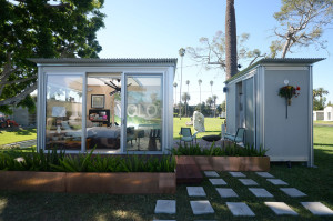 Actor James Franco Designs his Hollywood Forever Cemetery Pop-Up at Airbnb's Hello LA Design Lab