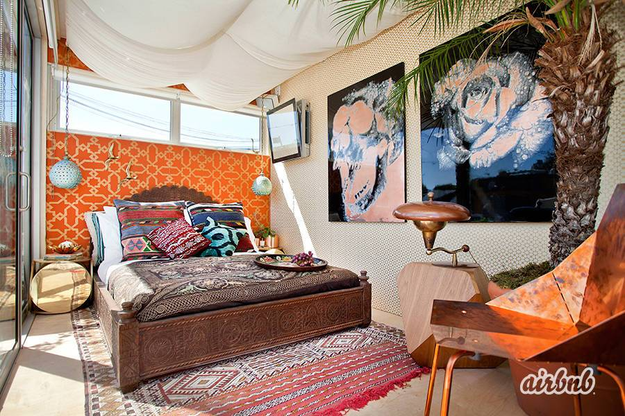Lake bell airbnb room