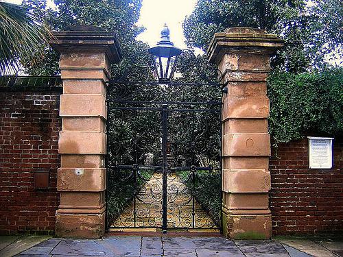 Sword Gate House