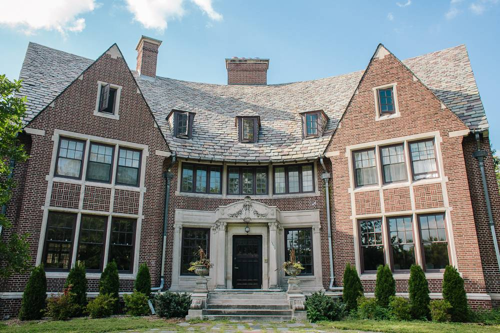 Van Dusen Mansion
