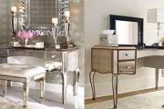 Ultra-Luxurious Sparkly Vanities for Your Boudoir