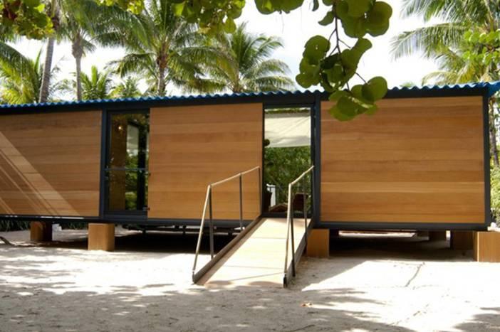 See Louis Vuittons Modern Beach House at Design Miami 2013