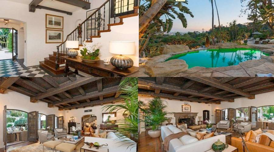 Robert Pattinson And Kristin S Former Love Nest Finally Sold Aly To Jim Parsons Of The Bang Theory In 2017 Purchased This