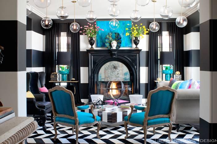 Kourtney Kardashian Shows Off Whimsical Home Interior