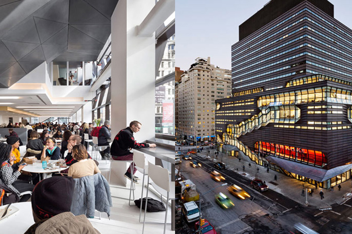 Som University Center For The New School Haute Residence Featuring The Best In Luxury Real