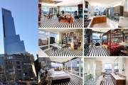 Art Bigwigs List Gallery-Like Time Warner Center Apartment