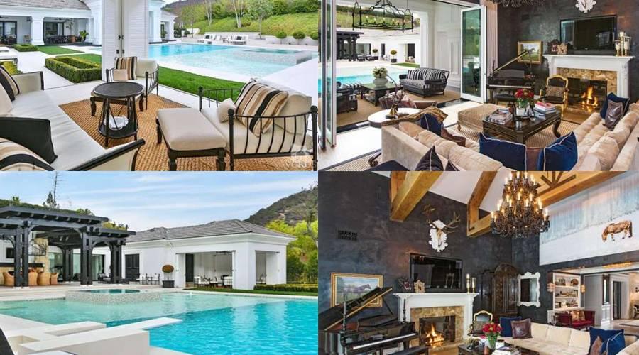 Wayne Gretzky Lists 10 5m Luxury Oasis