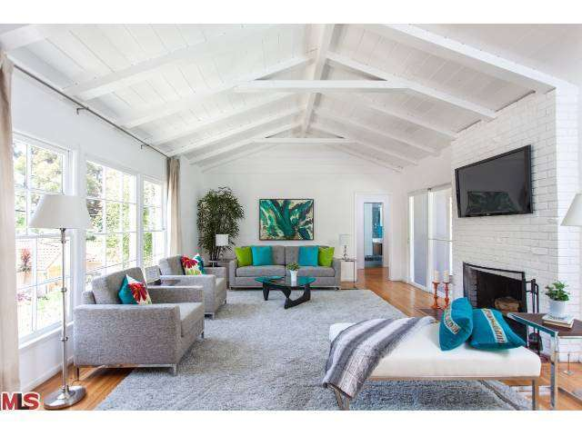 Ellen Page Studio City Home