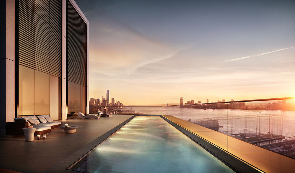 $50 Million Penthouse NYC