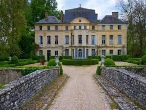 Catherine Deneuve's Chateau