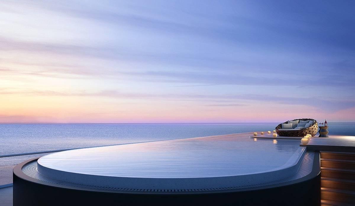 Faena Penthouse Pool