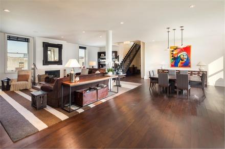 Jon Bon Jovi's SoHo Penthouse