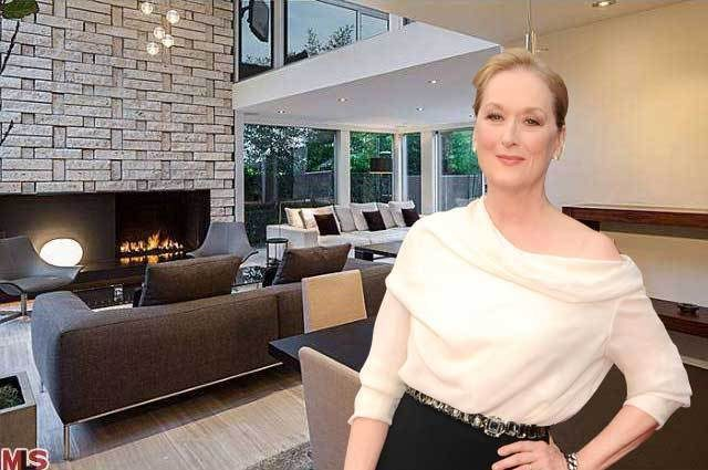 Meryl Streep Hollywood Hills Property