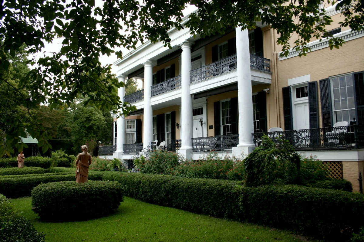 Mississippi Civil War Home