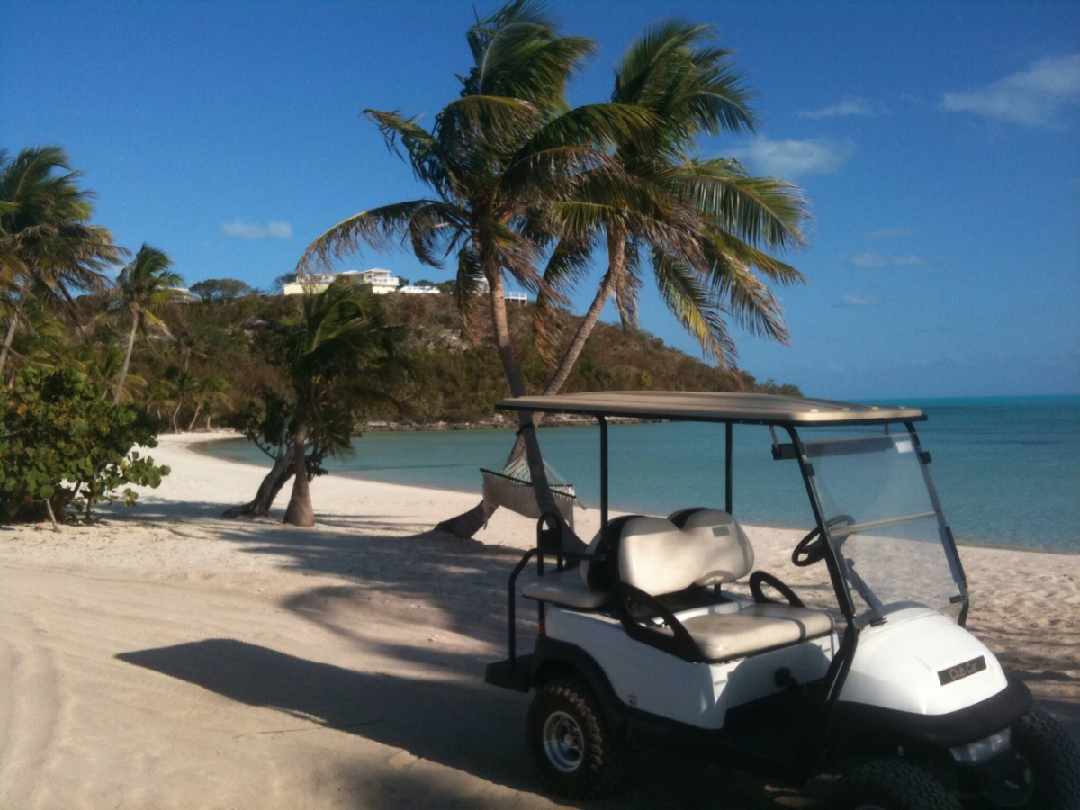 Bahamas Innocence Island