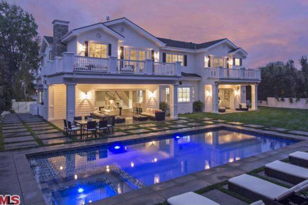 Blake Griffin S Dazzling New Pacific Palisades Home