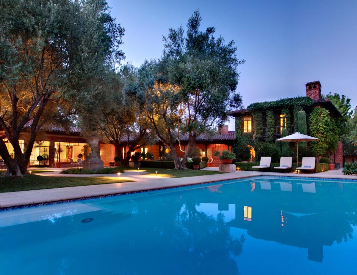 California's Villa de Montana