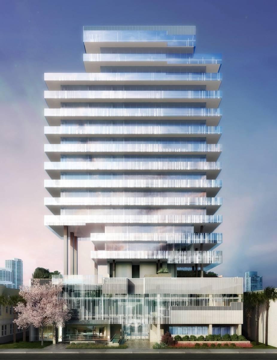 Glass - Ocean Drive, Miami