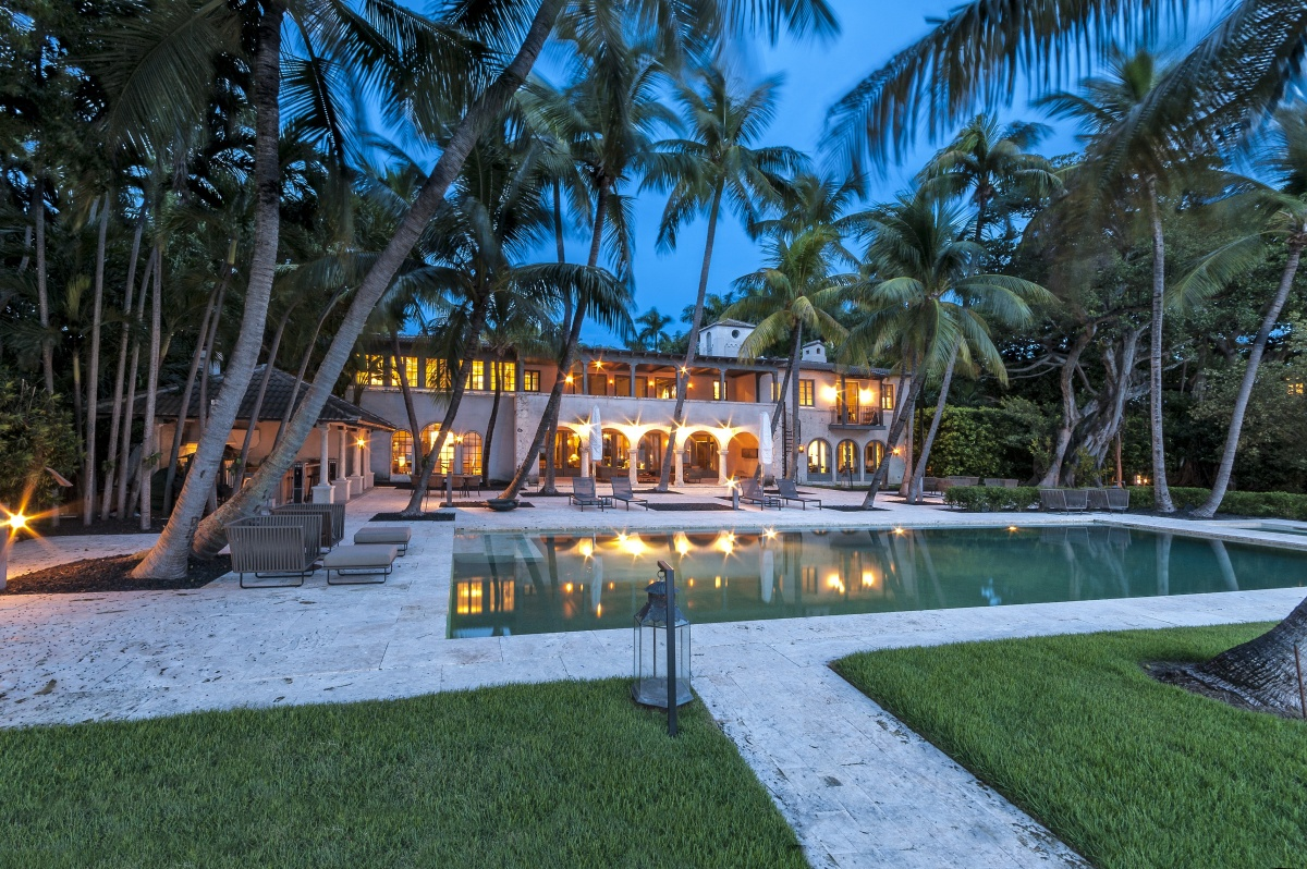J-Lo's Miami Beach Mansion