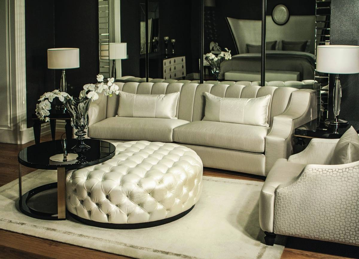 Dorya and trump 39 s opulent new furniture line haute residence - Lifestyle home collection ...