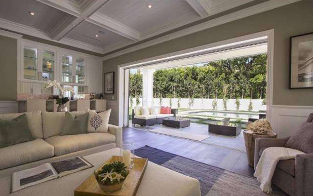 Blake Griffin 39 S Dazzling New Pacific Palisades Home Haute Residence Featuring The Best In