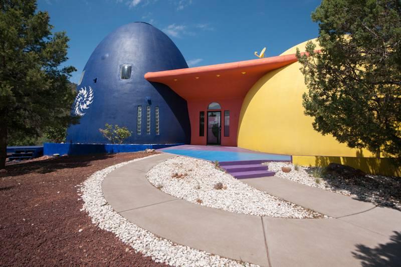 Sedona Bright Dome Home