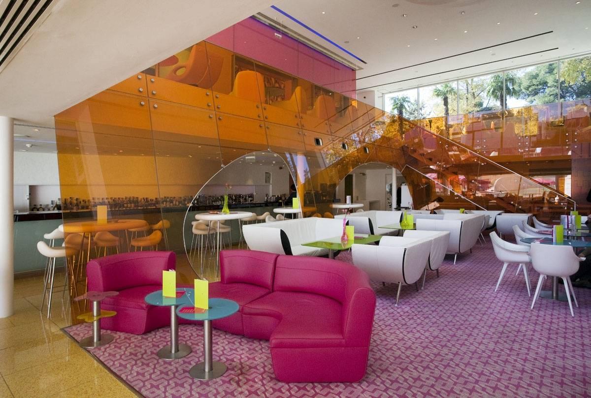 Semiramis Hotel by Karim Rashid - idesignarch.com