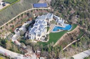 Tom Brady and Gisele Bundchen Mansion